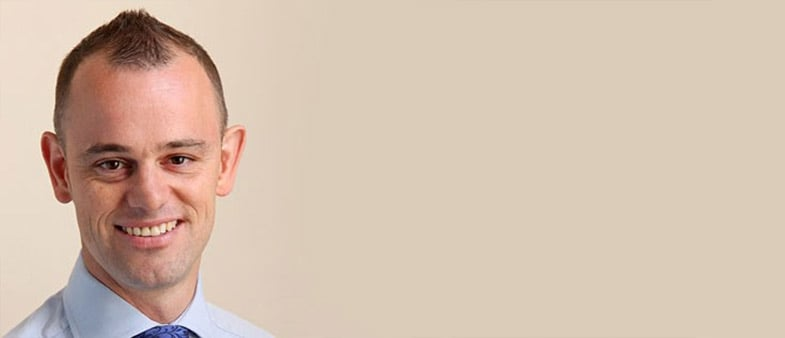 Andy Ridout nominated for Recruiter of the Year