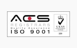ACS Registrars - ISO 9001